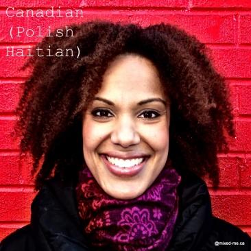 Canadian-Polish-Haitian