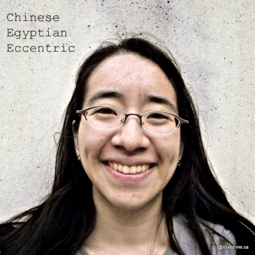 Chinese-Egyptian-Eccentric