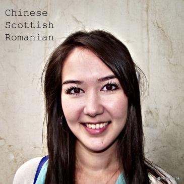 Chinese-Scottish-Romanian