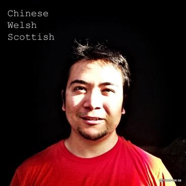 Chinese-Welsh-Scottish
