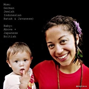 German-Indonesian-Jewish