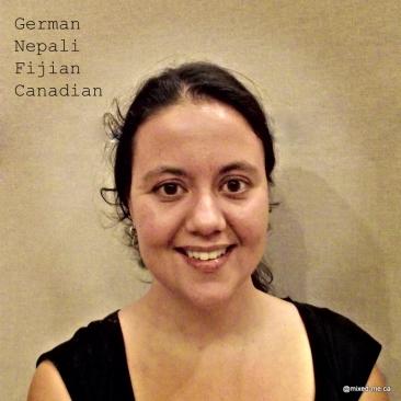 German-Nepali-Fijian-Canadian