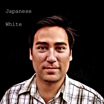 Japanese-White
