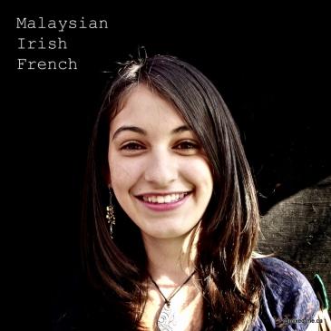Malaysian-Irish-French